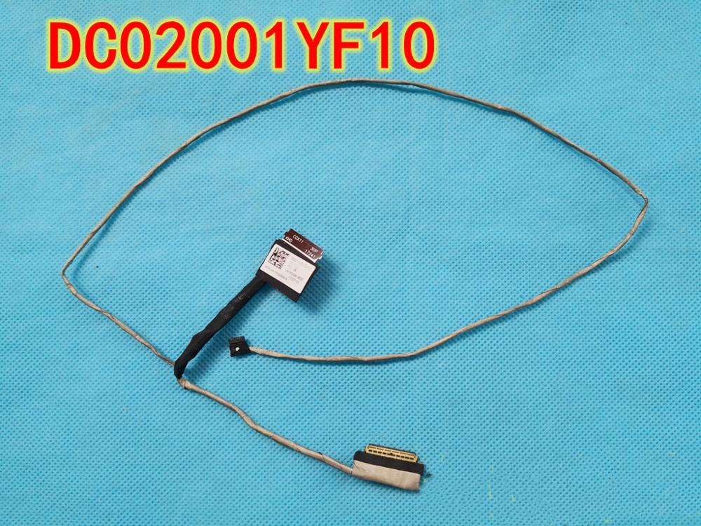 New LCD Cable For Lenovo Ideapad 320-15 520-15 IAP IKB AST ABR ISK 320-15IAP 320-15IABR DG521 5C10P38020 Screen Display Flex