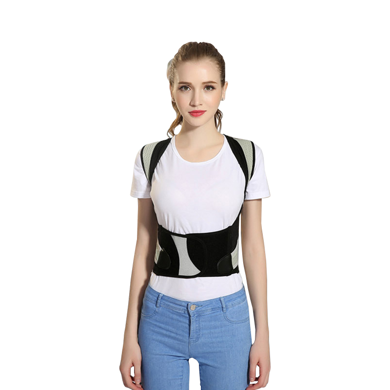 Tlinna Posture Corrector Belt with Adjustable Dual Strap Design to Get Perfect and Confident Body Posture Suitable to Wear Under or Over Clothing 35
