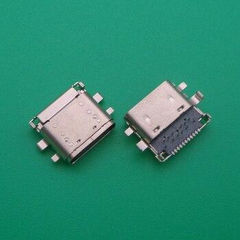 10 Uds. Conector de puerto de carga cooart USB para Asus ZenPad s 8,0 Z580 Z580CA P01MA Z500M Z581KL P008 de alta calidad