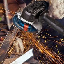 Battery-Machine Angle-Grinder Power-Tool Cutting Electric Cordless PROSTORMER 20V Lithium-Ion