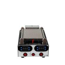 TBK-006 2 в 1 рамка ремонтный сепаратор машина+ ЖК-сепаратор машина для IPhone отдельная рамка для samsung ЖК отдельный f