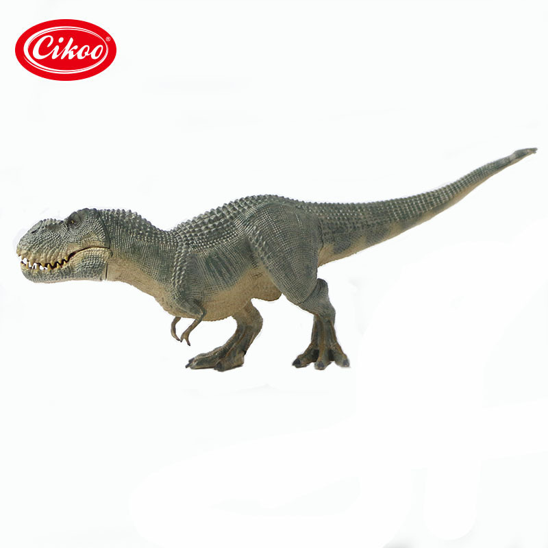 Classic  Simulation Animals Dinosaurs Toys Model Jurassic World Park Tyrannosaurus Rex Dinosaur PVC Action Figure Toy Kids Gifts