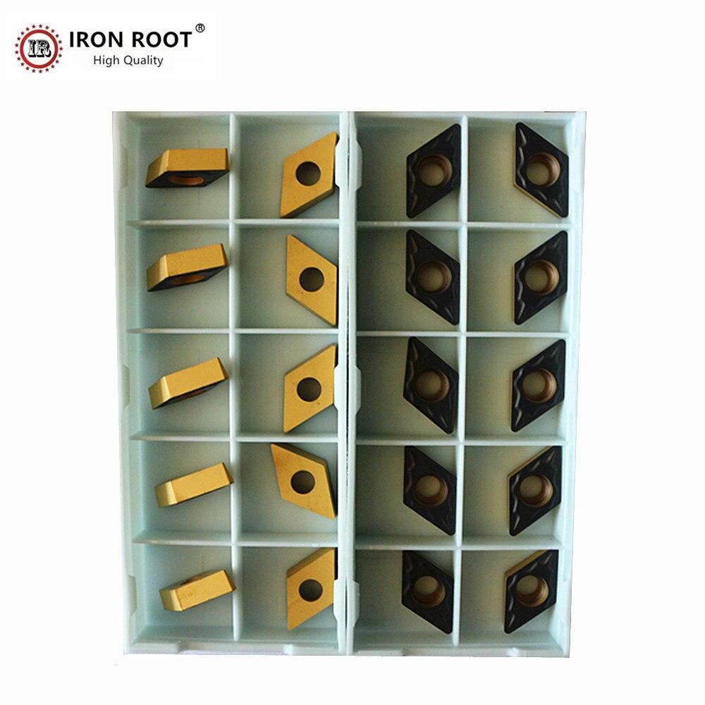 10P DCMT11T308 JW /DCMT11T304 JW TG4225 시리즈 금속 선반 절삭 공구 CNC 터닝 카바이드 인서트|터닝 툴|   - AliExpress