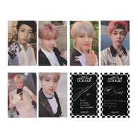 Youpop KPOP NCT DREAM Abbiamo Boom di Album di Foto di Carta di Hip Hop Self Made Carte di Carta Autografo Tesserino XK636 XK637