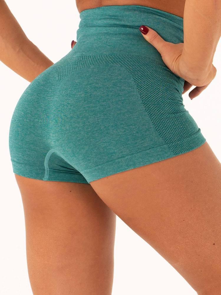 Zhangyunuo Seamless Gym Shorts…