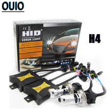 3000K-10000K Car Headlight Bulbs H4 Xenon HID-LX 55W H1 H3 H7 H11 HB3 H13 9004 9006 9012 Car Lights Source Head Light Bulb Lamp