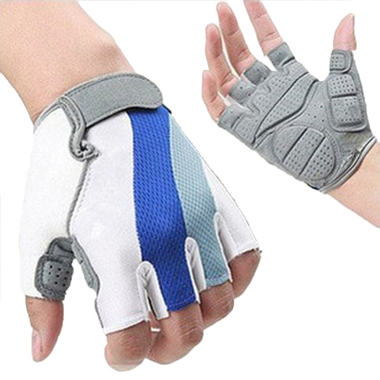 Yizimi Cycling Gloves Half Finger Short Finger Gloves
