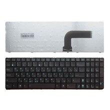 Russian-Keyboard G53S Asus N53j Laptop N53SN FOR N53jn/N53sn/N53sv/.. Black