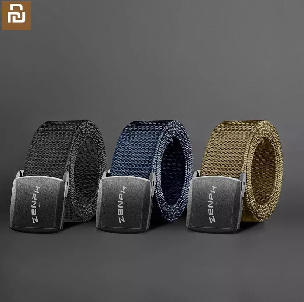 Youpin Tactical Nylon Belt  Special Forces Police Outdoor Quick Release Hunting Training Belt Wide