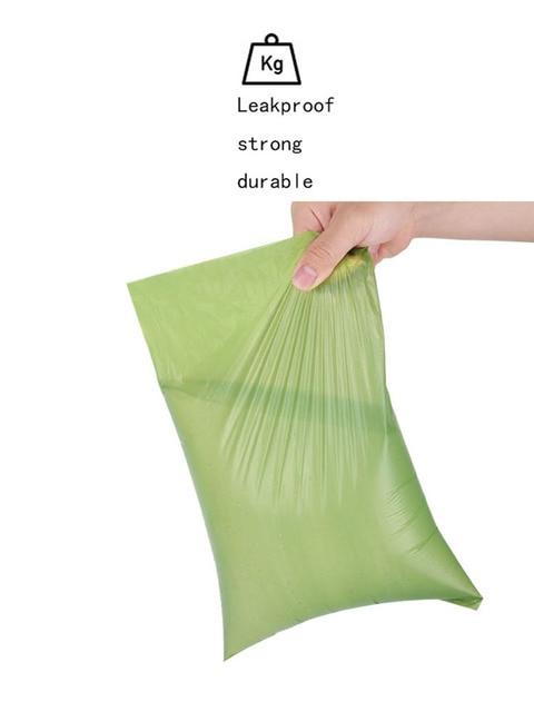 Bio degradable litter bags