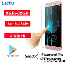 Letv – smartphone LeEco Le 2, téléphone portable, 3 go de ram, 32 go de rom, écran 1920x1080 de 16 mpx, processeur PK X620, processeur Qualcomm 652, neuf et d'occasion