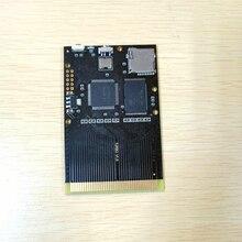Mới Nhất PCE Turbo GrafX 500 In 1 Trò Chơi Hộp Mực Cho Máy Tính Động Cơ Turbo GrafX Tay Cầm Chơi Game Thẻ
