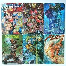 18-20pcs/set Superhero Marvel DC Toys Hobbies Hobby