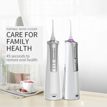 Portable Water Flosser Oral Tooth Irrigator Pick For Cleaning The Oral Cavity Dental Cleaner Water Jet Flosser To Clean Teeth 1000ml water tank capacity 360 degree cleaning of oral cavity water flosser oral irrigator