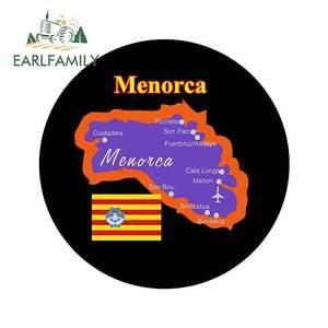 EARLFAMILY 13cm x 13cm Menorca