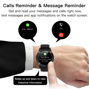 Image 5 - Deelife Smartwatch Men Smart Watch 2020 for Man Swimming 30 Meters Waterproof Compass Connected Android IOS Sport Watches