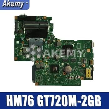 G700 para Lenovo laptop motherboard mainboard com gt720 BAMBI G700 GPU HM76 11SN0B5M11 11S90003042 original mainboard