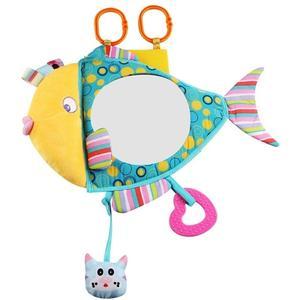 Image 2 - 아기 자동차 좌석 거울 자동차 안전 거울 Shatterproof 후면보기 자동차 좌석에 유아 유아를 직면하기위한 뒷좌석 거울
