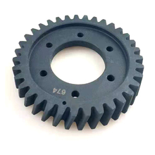 8943416744 Injector Pump Drive Gear For 35T NPR 4HF1 Engine Parts