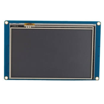 Nextion 5.0 Inch NX8048T050 Serial USART HMI Intelligent LCD Display Module 800X480 Smart Resistive Press Screen Panel