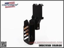 Emersongear Idpa Ipsc Uspsa 3 Gun Pistool Holster Glock Cz 1911 Sv/Sti Aa Stijl Aluminium Airsoft Gun jacht Accessoires Zwart