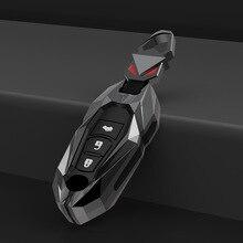 سيارة سبائك الزنك مفتاح حالة مفتاح غطاء لمازدا CX 5 2 3 6 ديميو CX 3 CX3 CX5 CX 7 CX7 CX8 CX 9 MX5 Axela