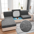 Jacquard Stretch Sofa Cover for Living Room Decorative Sectional Anti-dirty Sofa Cushion Covers Thicken Furniture Cover