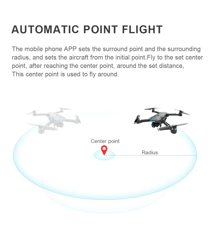 Drone GPS 4K 1080P Cámara Me sigue Quadcopter 14