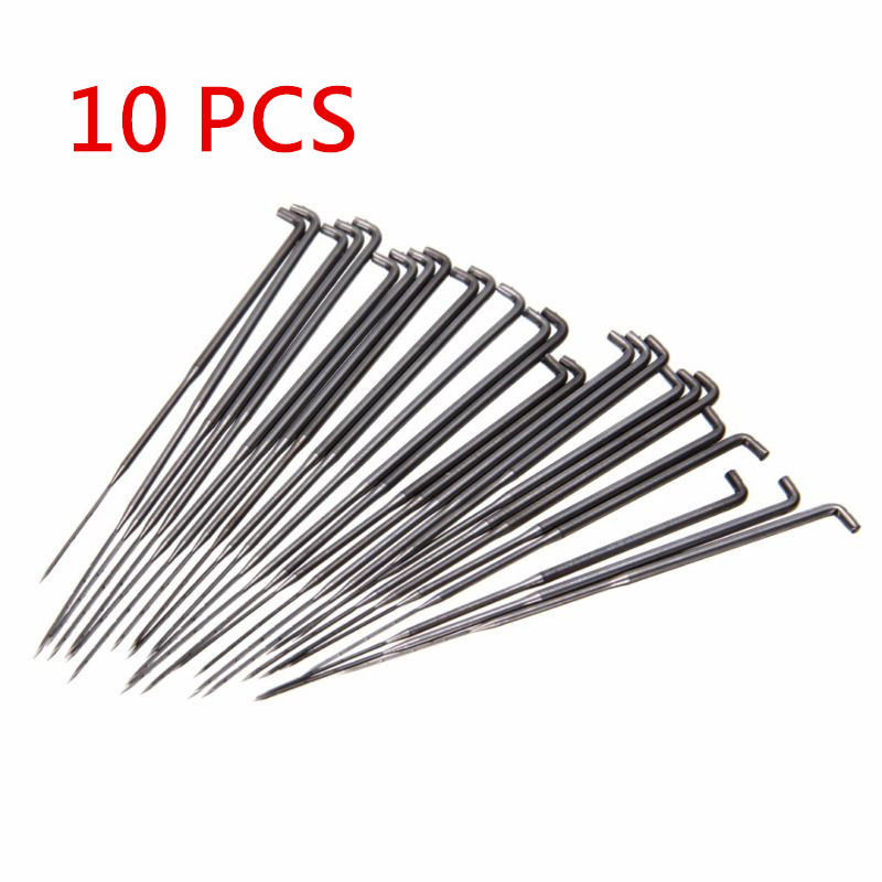 10pcs S/m/l Wool Felting Needles Felt Needle Beginners For Diy Craft Making Tool Fits For Wool Yarn Needle Support Whole Sale