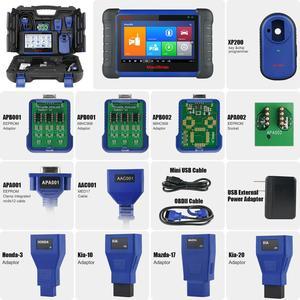 Image 5 - Autel أداة البرمجة الرئيسية IM508 & XP400 PRO ، ماسح ضوئي للتشخيص التلقائي ، بدون قيود IP ، PK IM608