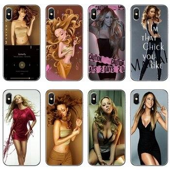 Mariah Carey For Samsung Galaxy A10 A30 A40 A50 A60 A70 A6s A8 A9s J4 J6 Prime Plus 2018 cover case