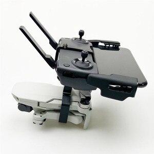 Image 3 - Draagbare Handheld Gimbal Stabilizer Drone Statief Houder Beugel voor DJI Mavic Mini 3D Gedrukt Camera Onderdelen