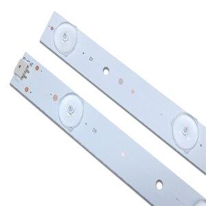 Image 3 - LED backlight strip for Led 43b550 LCD backlight strip AHKK43D10R/ l zc14f 03 303AK430032