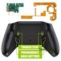 Высокая программируемая перекарта и триггер стоп-комплект для Xbox One S и One X Контроллер Модель 1708