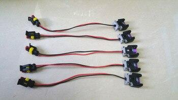 ¡Envío Gratis! 5 uds conectores para nueva boquilla inyectora diesel delphi common rail, conectores de inyector boquilla para camión,