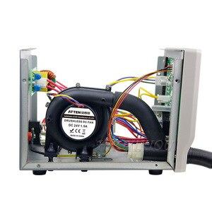 Image 5 - ATTEN ST 862D lead free hot air gun soldering station Intelligent digital display 1000W rework station For PCB chip repair