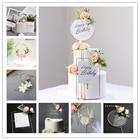 Happy Wedding Cake T...