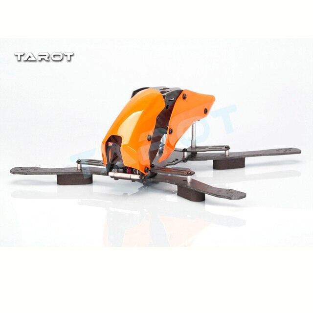 Tarot Robocat TL280H 280mm Half Cabon Quadcopter Frame with Hood Cover for RC FPV