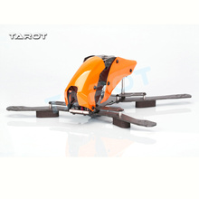 Tarot Robocat TL280H 280mm demi Cabon cadre quadrirotor avec couvercle de capot pour RC FPV
