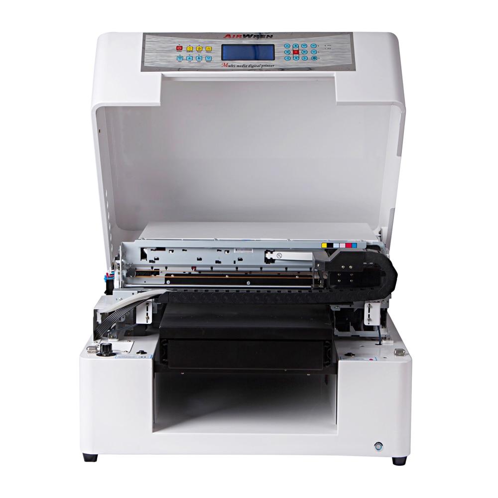 Professional Manufacturing Flatbed Uv Injet Printer A3 Size Phone Case Printing Machine