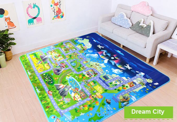 H6a9e6aab76d644448454a37c1c58ed4el Baby Play Mat Kids Developing Mat 200*180*0.5 cm Thick Gym Games Play Puzzles Baby Carpets Toys For Children's Rug Soft Floor