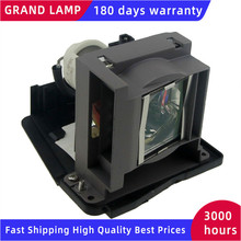 Replacement Projector Lamp with housing for MITSUBISH I WD2000U/ XD1000U / XD2000U / WD2000 VLT XD2000LP / 915D116O06
