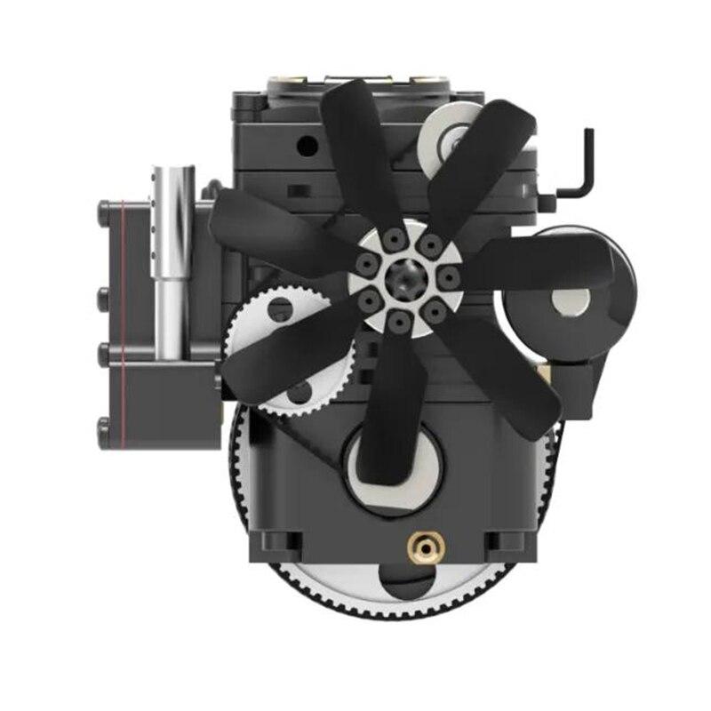 Cámara de combustión de motor TOYAN FS-S100AT Visual Fifth Anniversary Edition - 5