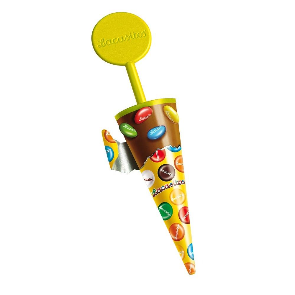 Chocolate umbrella with Lacasitos · 40 PCs.