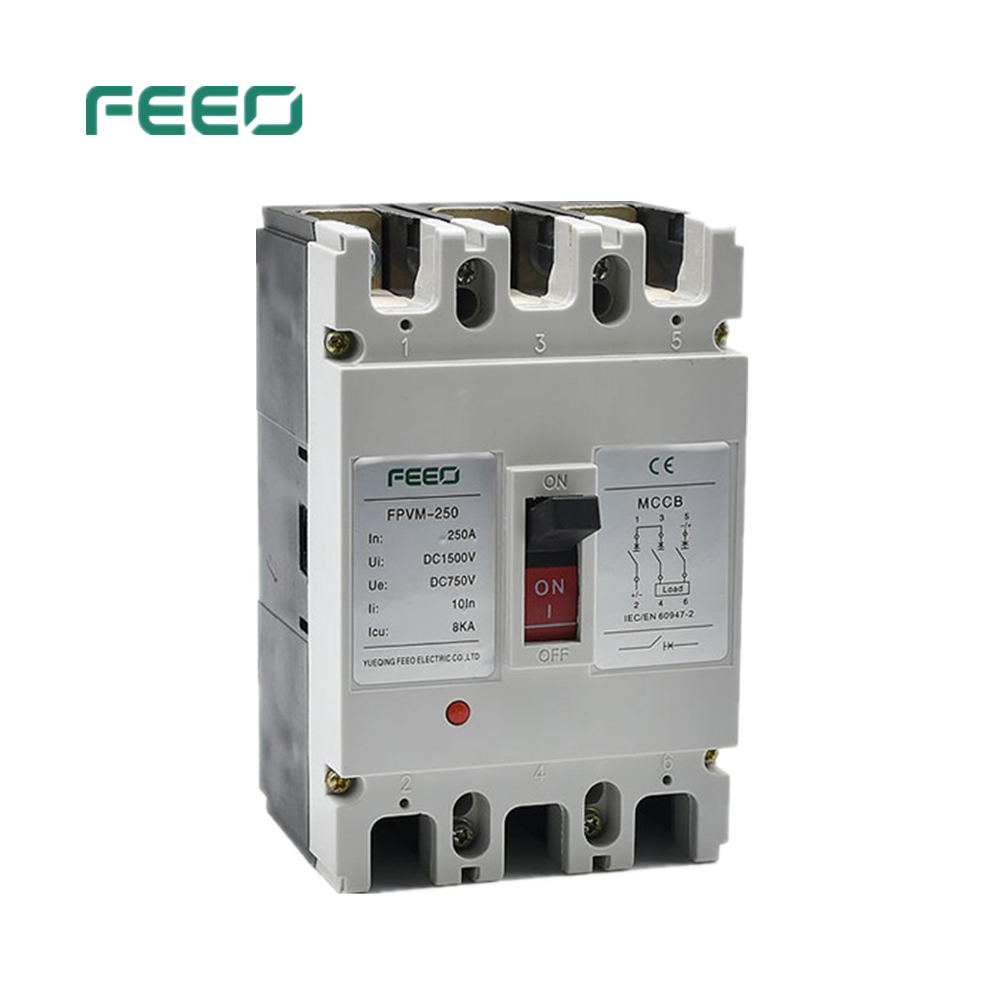 Moulded, Circuit, MCCB, FEEO, Case, FPVM-
