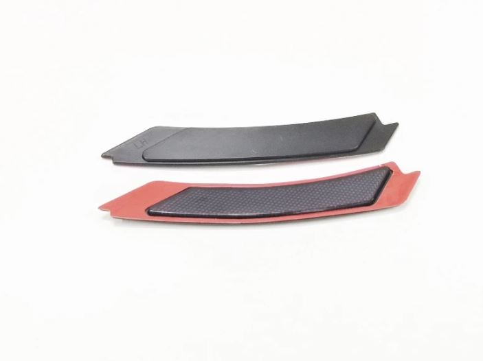 2PCS Smoke OE Style <font><b>Front</b></font> Bumper Side Marker Reflector For <font><b>BMW</b></font> <font><b>E90</b></font> / E91 LCI 4 DR Sedan (DO NOT FIT M3 or M SPORT or 2DR COUPE) image