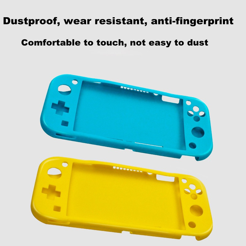 Ultra Thin PC Protection Hard Cover Case Transparent Protective Case For Switch Lite, Lightweight Soft