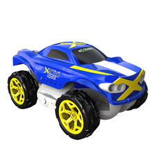 4WD 2.4G Remote Control Amphibious Off Road Vehicle Stunt Car