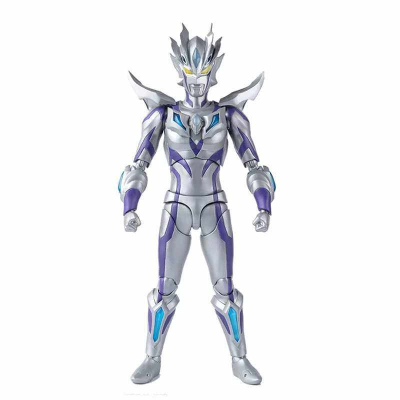Shf Anime Ultraman Nul Beyond Ver. Bjd Collection Action Figure Model Speelgoed