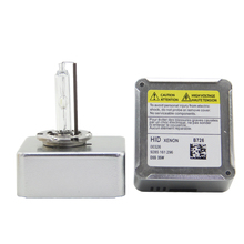 Bedehon HID D5S Replacements Xenon Bulbs 42V 85V 25W 35W 4300K 5000K 6000K 2500Lm 12 Months Warranty 2 PCS Xenon Lamp  for Sale